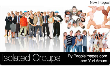 Isolatedgroups